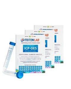 3-Pack ICP-OES Testing Kit - Triton3