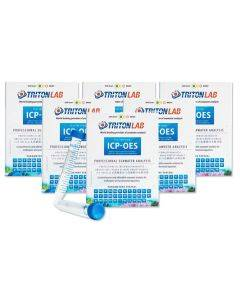 6-Pack ICP-OES Testing Kit