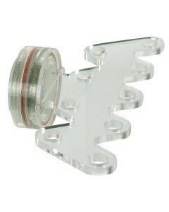 Mini Magnetic Frag Rack (9 Holes) - AquaMaxx