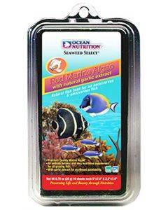 Seaweed Select Red Marine Algae with Natural Garlic Extract - 10 Sheets