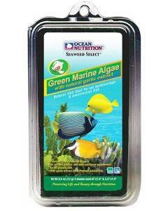 Seaweed Selects - Green Marine Algae with Natural Garlic Extract - 4 Sheets