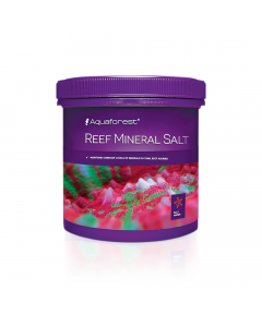 Reef Mineral Salt Mix - Aquaforest