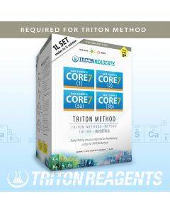 Core7 Base Elements 1000mL Set - Triton Method