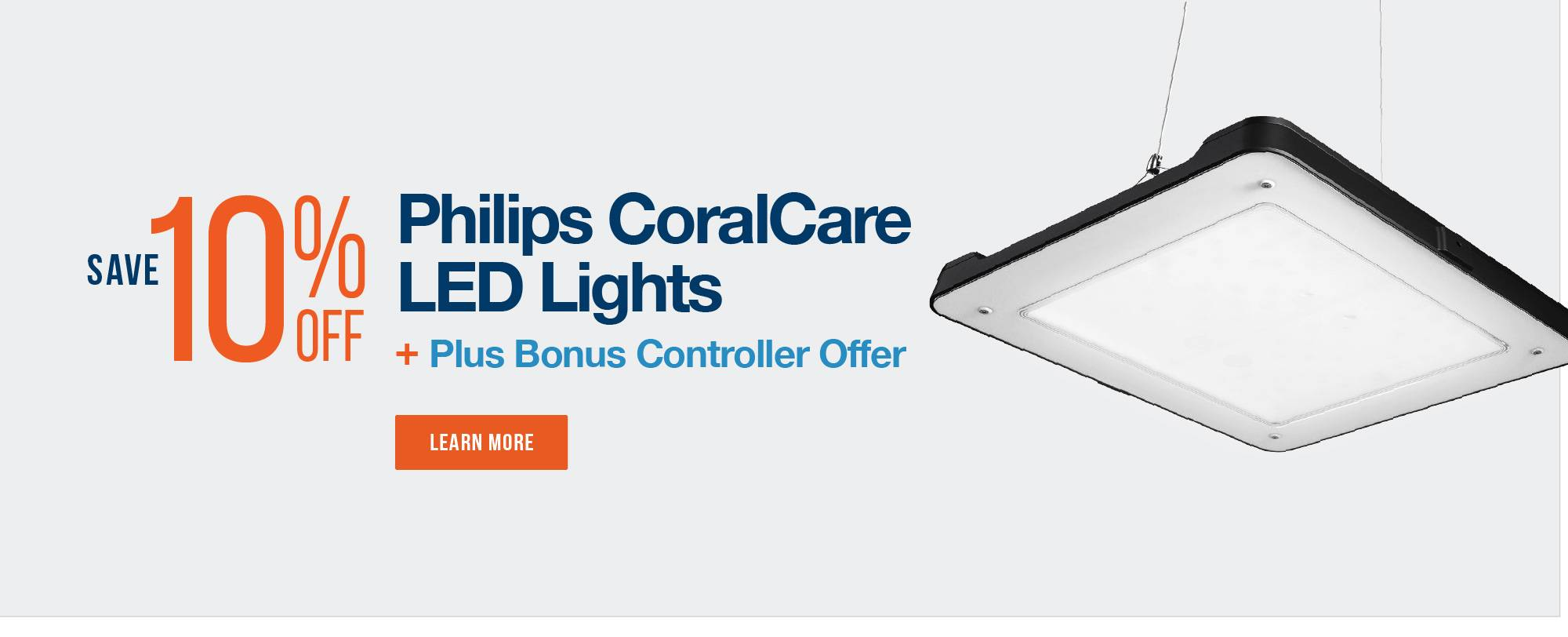 Philips CoralCare Lights On sale