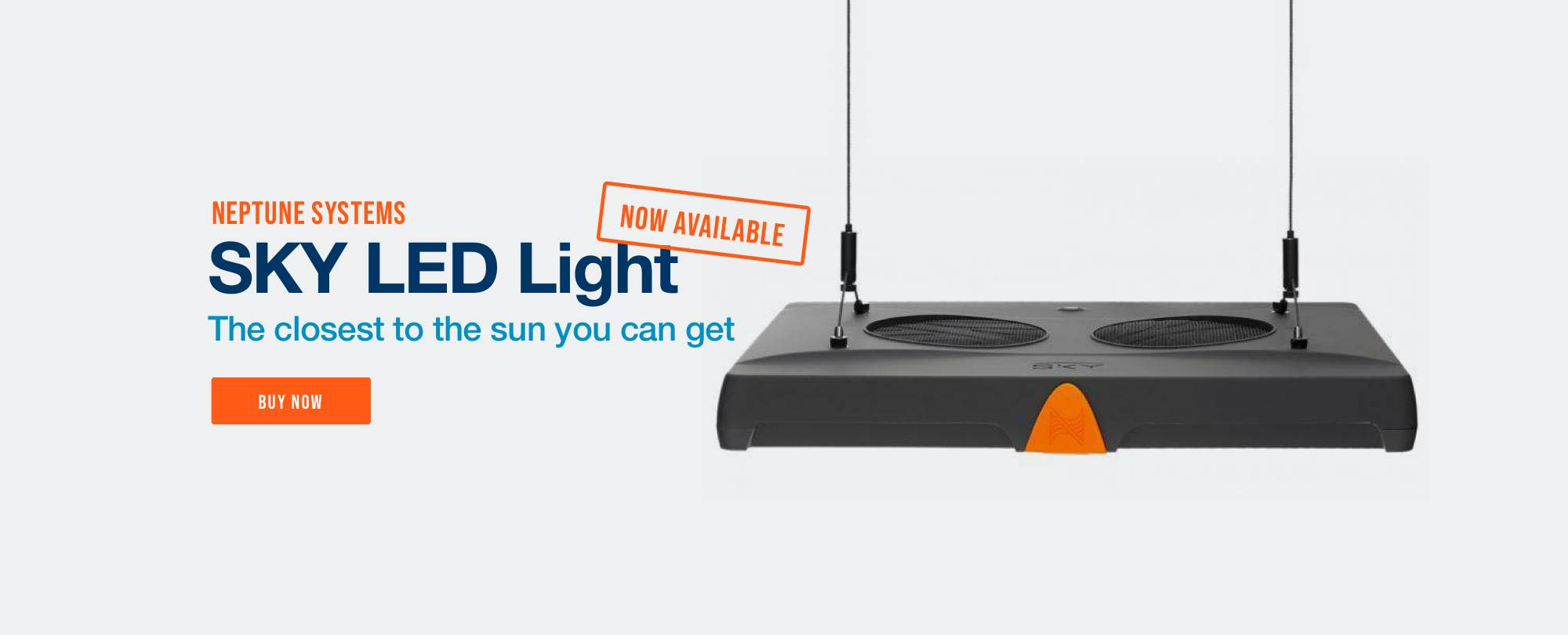 Neptune Systems SKY LED Light - Now Available