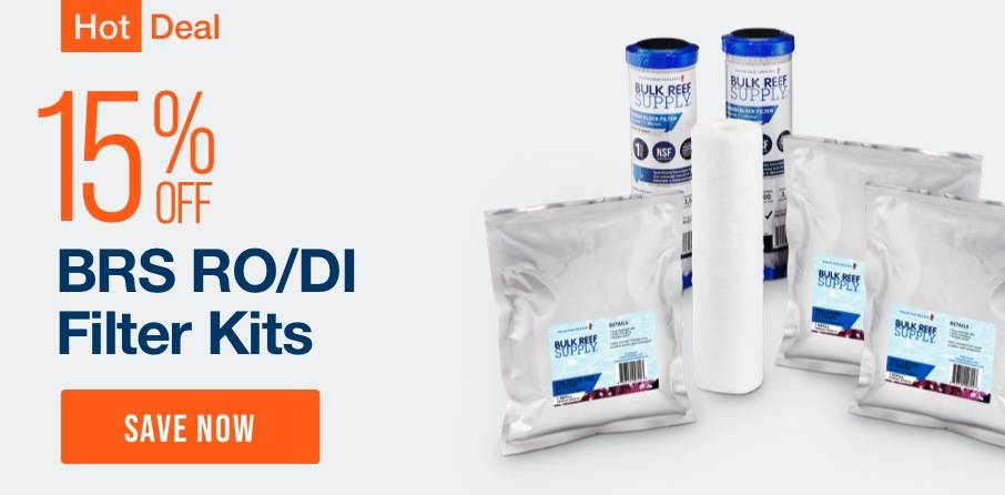 15% off BRS Filter Kits - Stock Up And Save Today