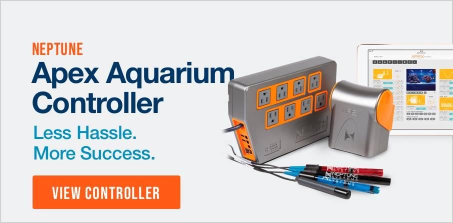 Neptune Systems Apex Aquarium Controller - Less hassle, More Success