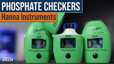 Phosphate Checkers - Hanna Instruments - Video - Watch Now
