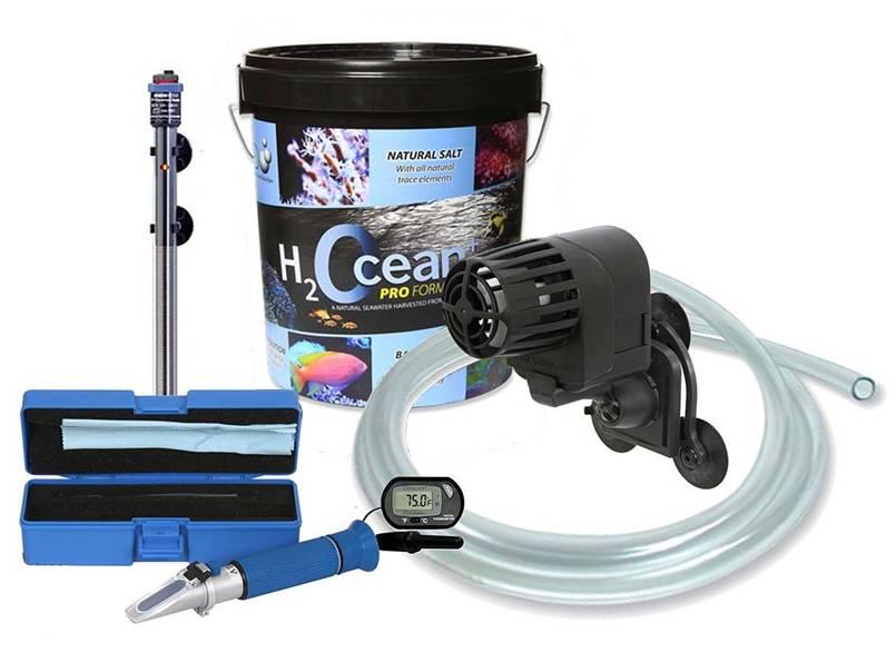 Saltwater Mixing Kit