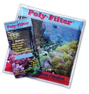 Poly Filter Chemical Filter Media Pads