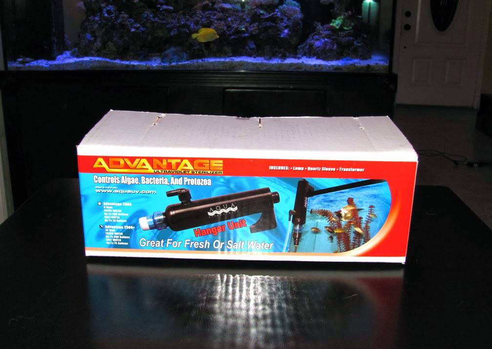 The Truth About UV Sterilizers and Reef Aquariums