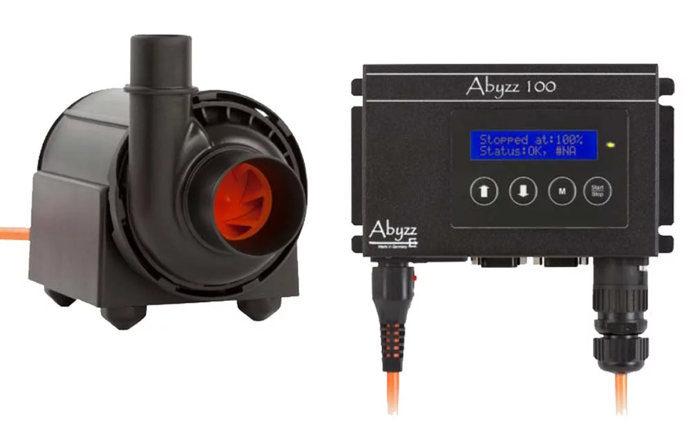 Abyzz A100 Controllable DC Pump