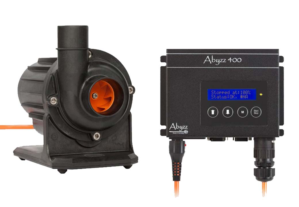 Abyzz A400 Controllable DC Pump