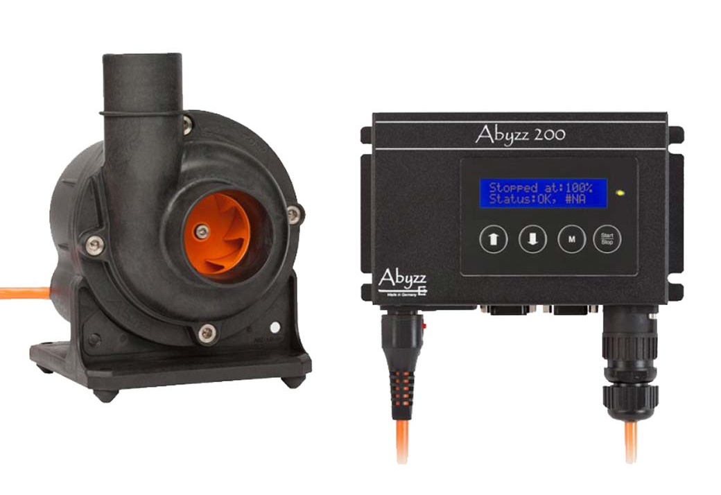 Abyzz Pumps: Silky Smooth, Fully Controllable, And Performance-Built For Your Most Demanding Flow Requirements