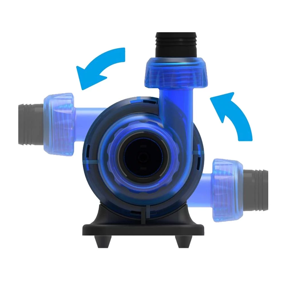 """You've NEVER Seen a Pump Like THIS! The Multi-Purpose Maxspect Turbine Duo 9K Can Seamlessly Replace 2 Of Your """"Regular"""" Pumps"""