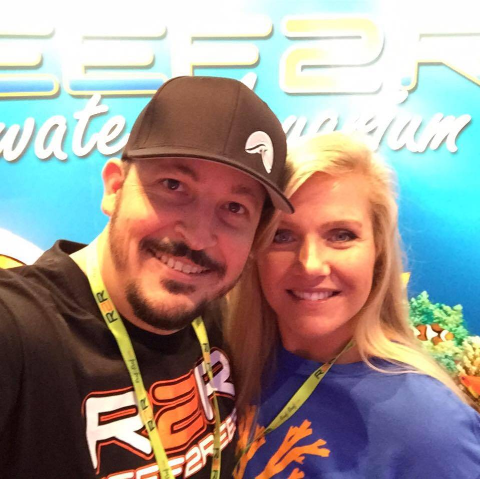 Reef2Reef's David Hammontree Talks About Staying Passionate, Buying Competitor 3reef, Dinoflagettes In His Dream Tank, and What He's Binging on Netflix