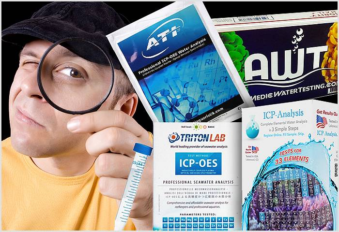 Mail-In and ICP Aquarium Water Testing: Which Service is Right for You?