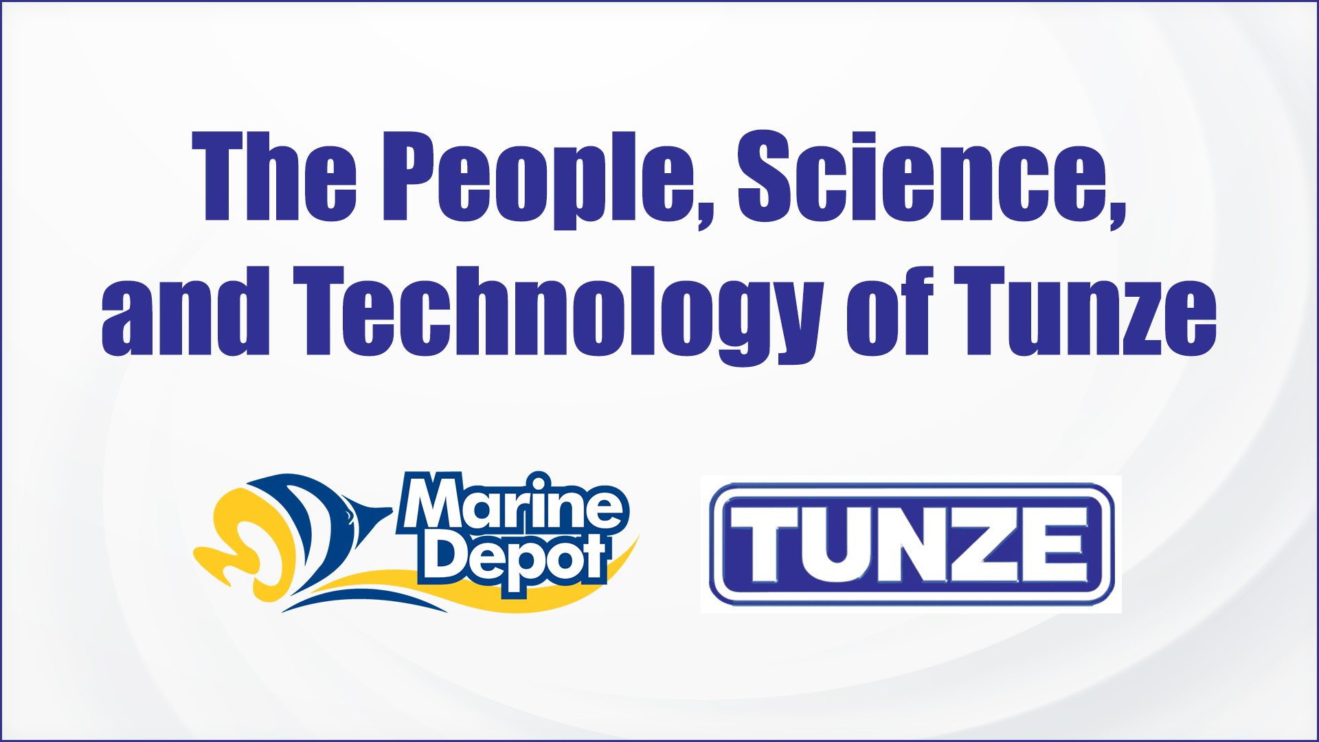 The People, Science, and Technology of Tunze – Marine Depot Chats with Experts #6