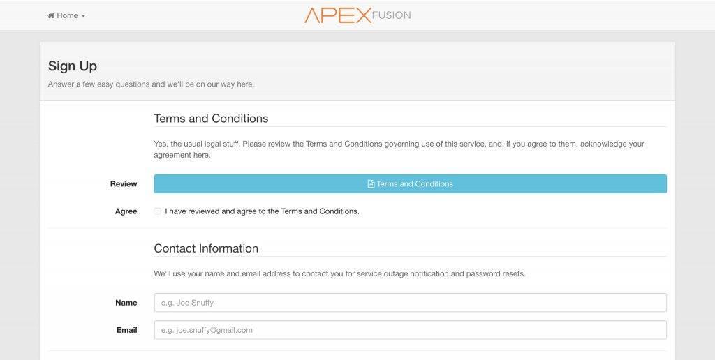 Apex Fusion Image