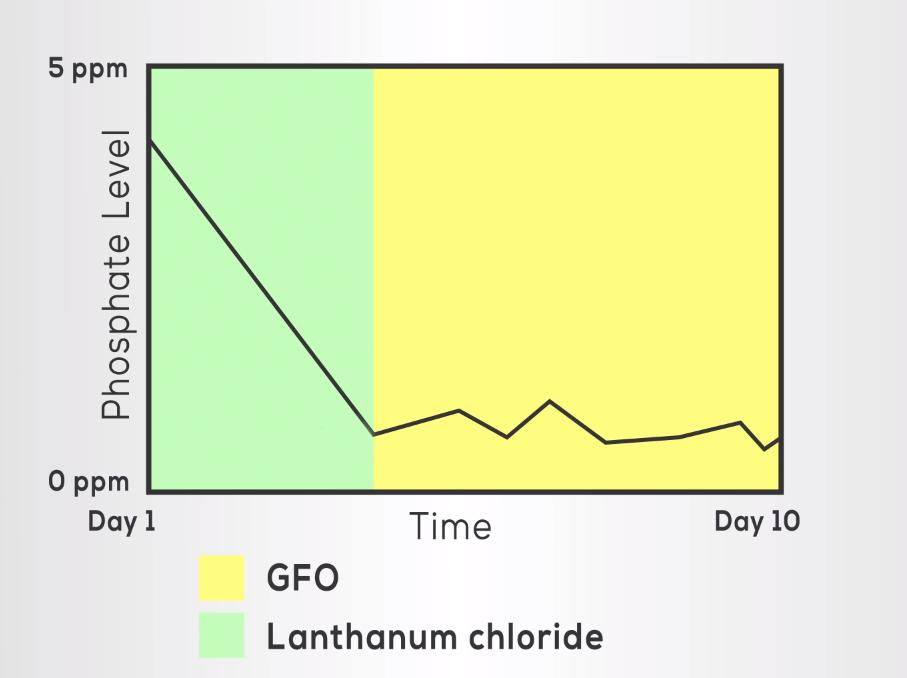 GFO and Lanthanum Chloride