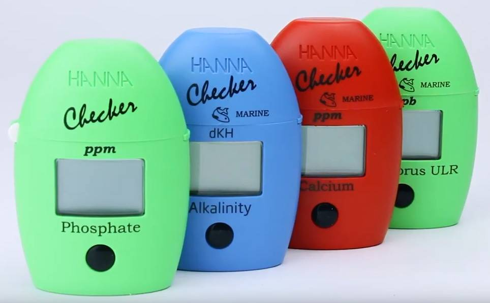 How to Use Hanna Checker Colorimeters to Dial In a 2-Part Calcium & Alkalinity Dosing Regimen