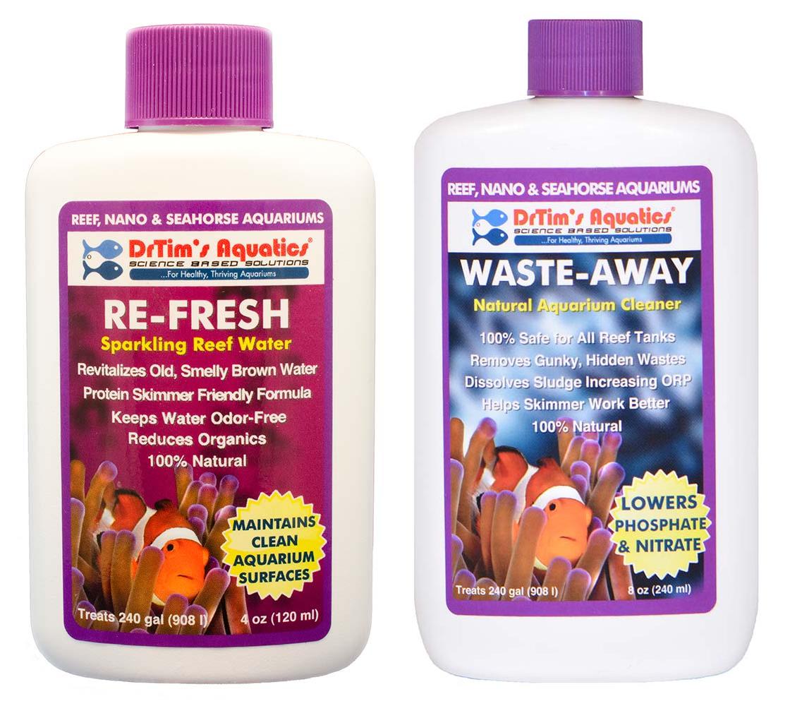 DrTims Re-Fresh Waste-Away Recipe