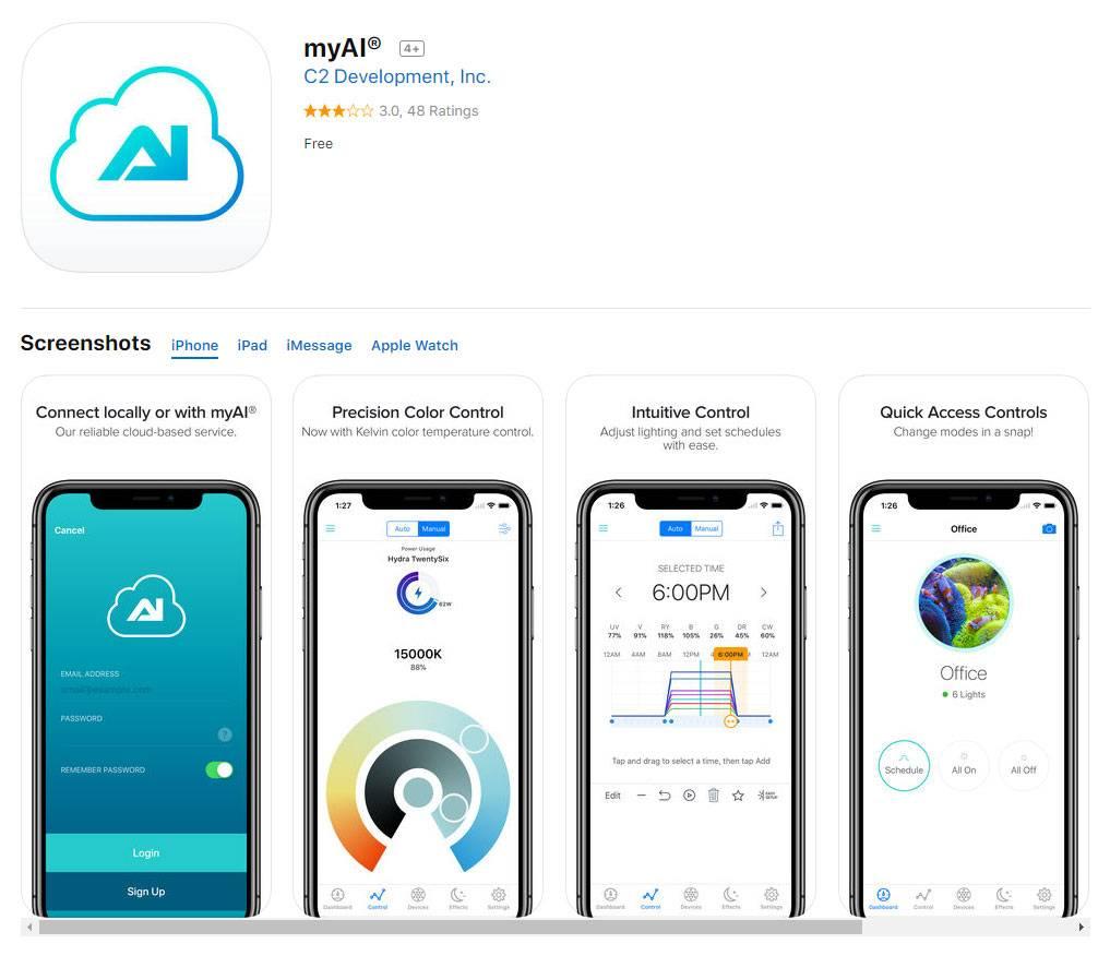 myAI app