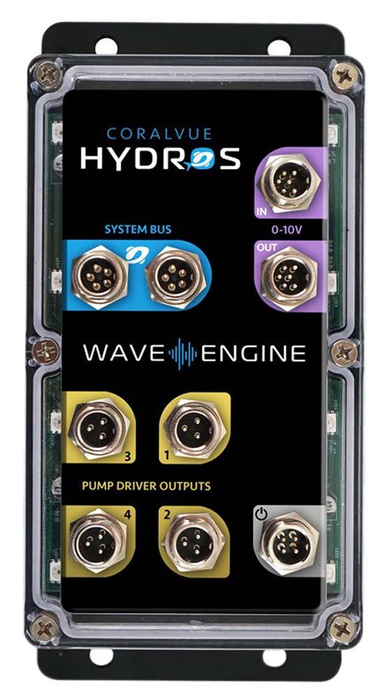 Wave Engine Hydros CoralVue