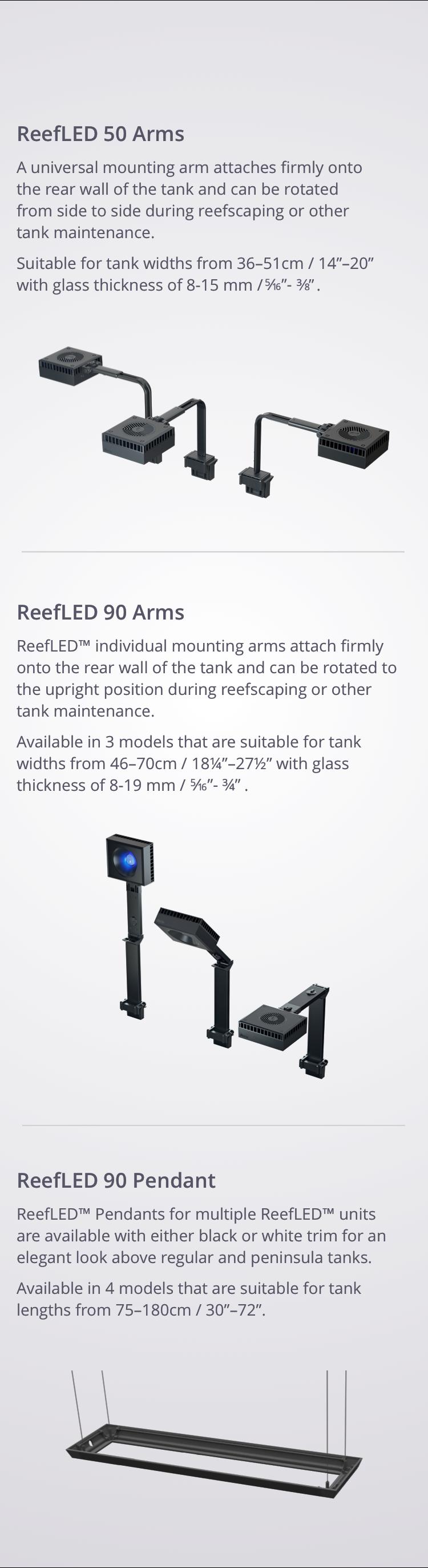ReefLED Light Mount
