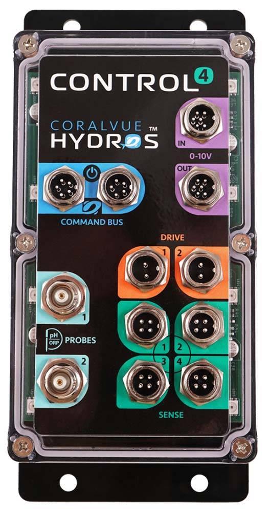 Hydros Control 4 Aquarium Controller