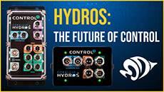 Hydros Control: The Future of Aquarium Controllers