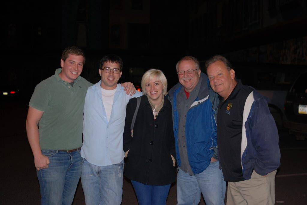 Felicia mccaulley bob fenner and friends