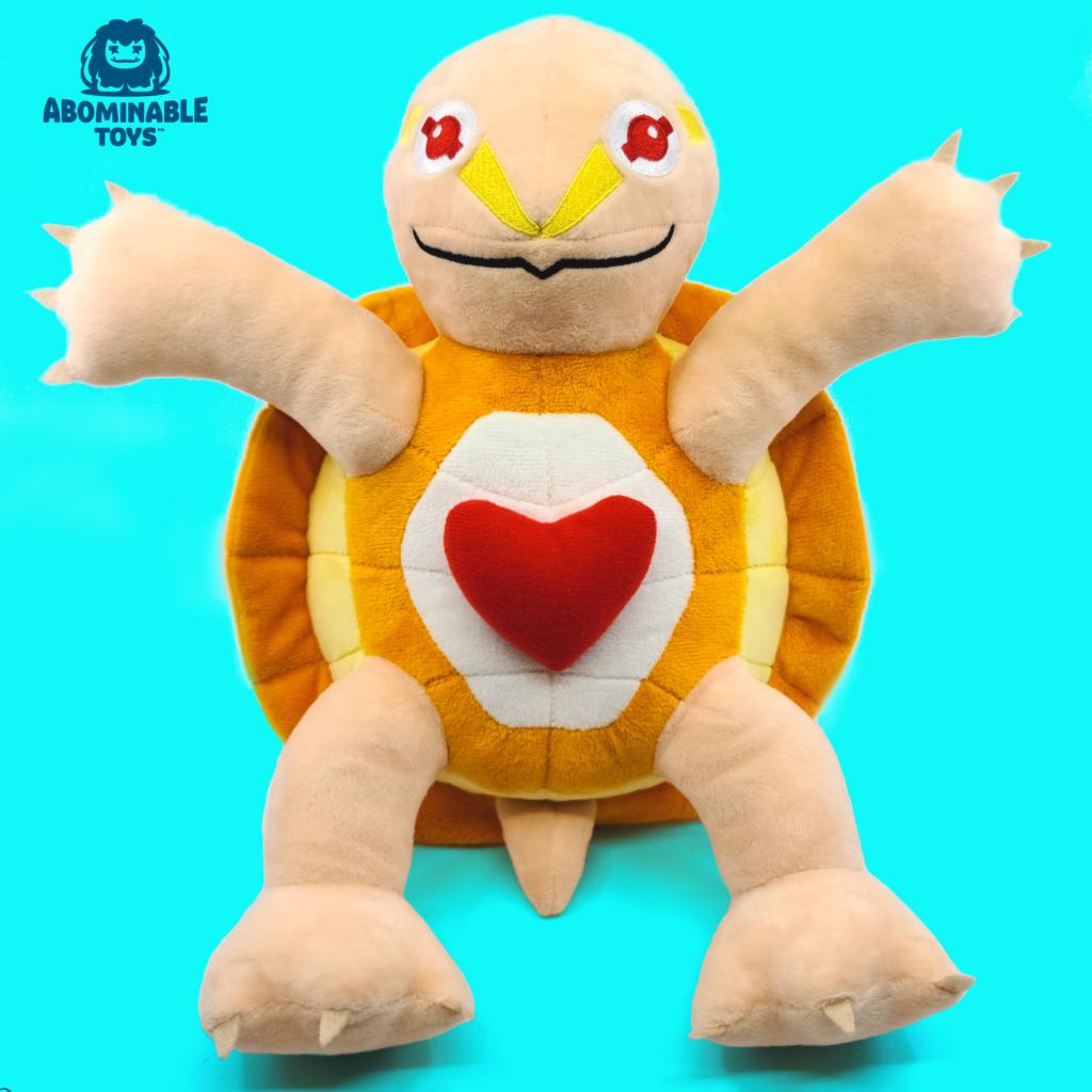 hope the turtle plus abominabe toys