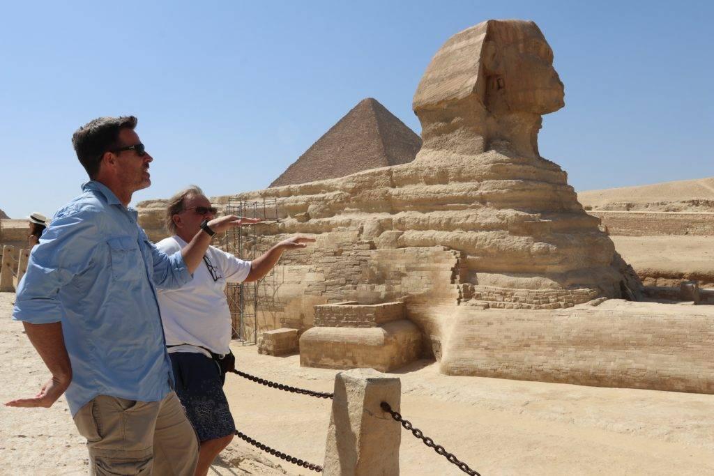 james fatherree bob fenner in egypt