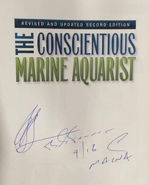 autographed book bob fenner