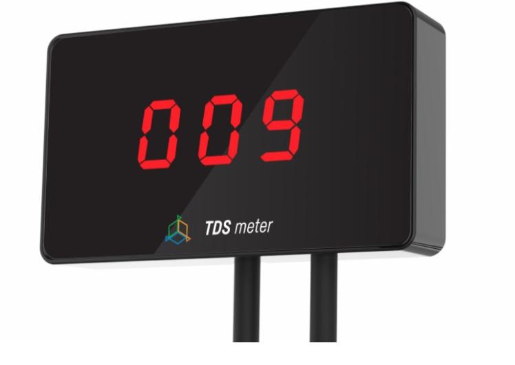 Reef Factory TDS meter sends alerts by Wi-Fi