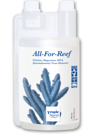 Dose 1 Part with All-For-Reef by Tropic Marin