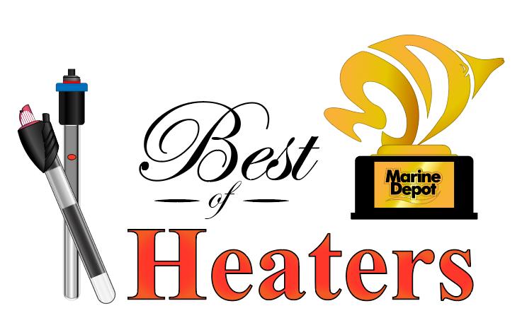 Marine Depot's Best Aquarium Heaters