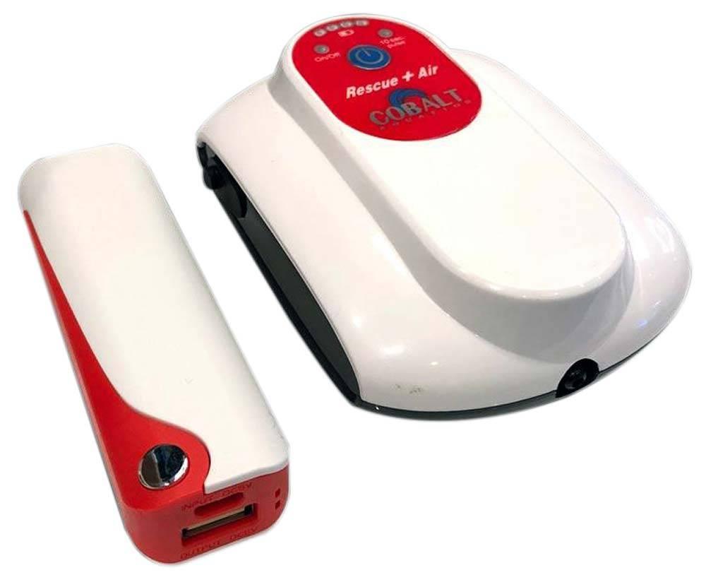 Cobalt Aquatics Rescue Air USB Powered Pump