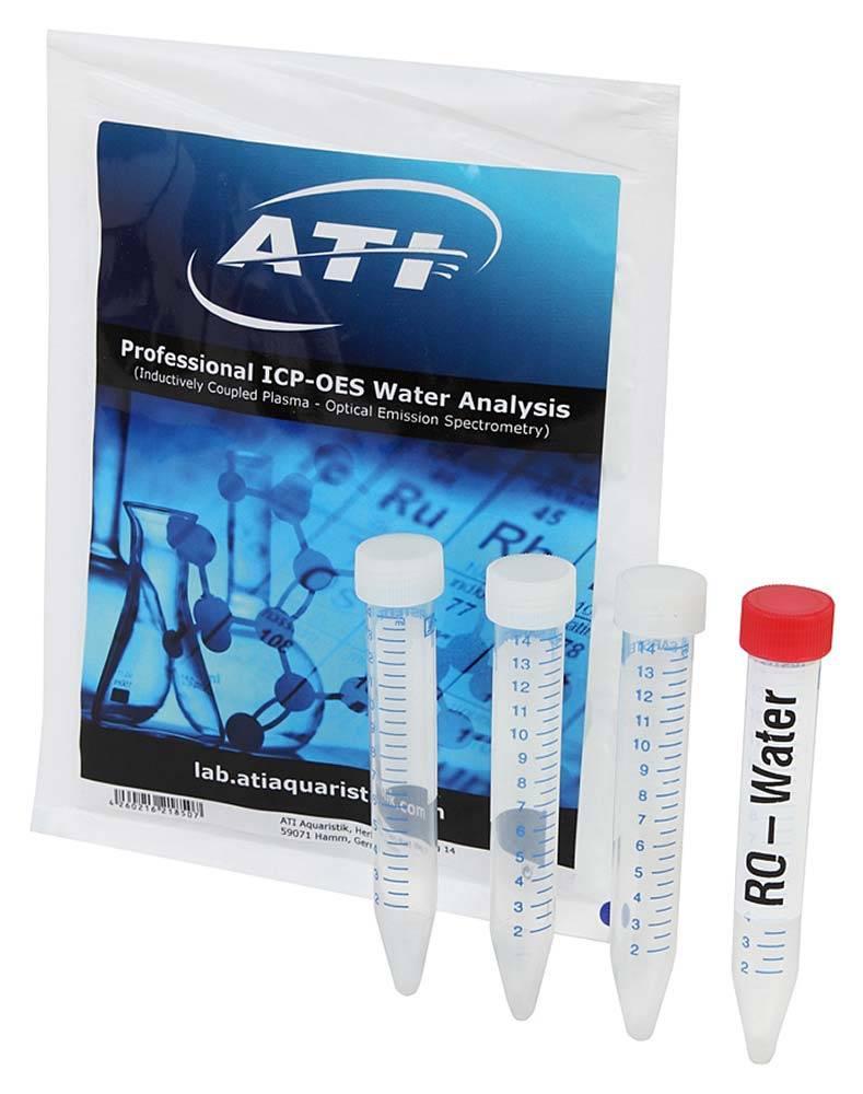 ATI Lab ICE-OES Test Kit
