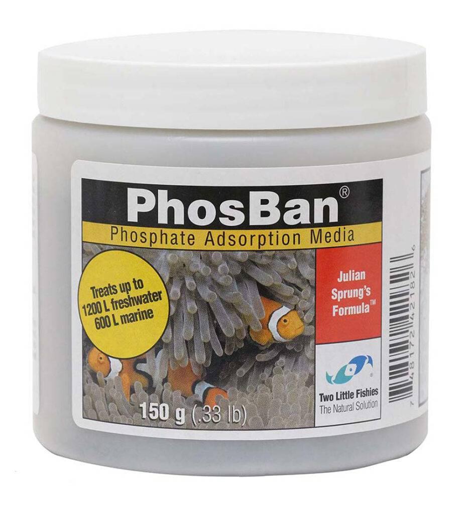 Two Little Fishies PhosBan Media