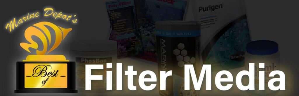 Best Filter Media
