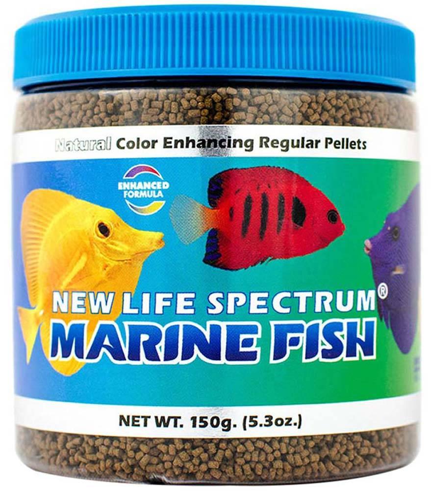 New Life Spectrum Naturox Marine Pellets