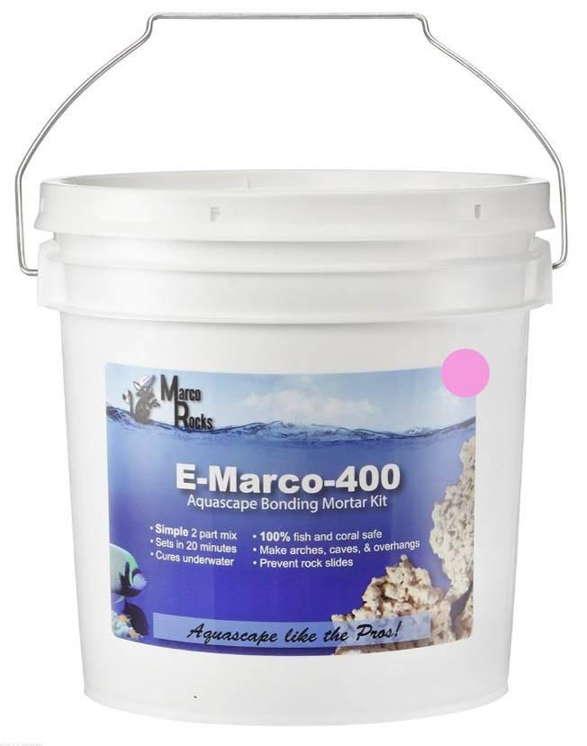 MarcoRocks E-Marco-400 Aquascaping Mortar