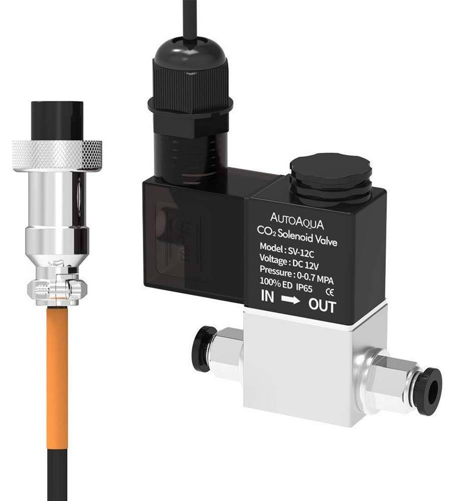 Hydros Control DC CO2 Solenoid Valve