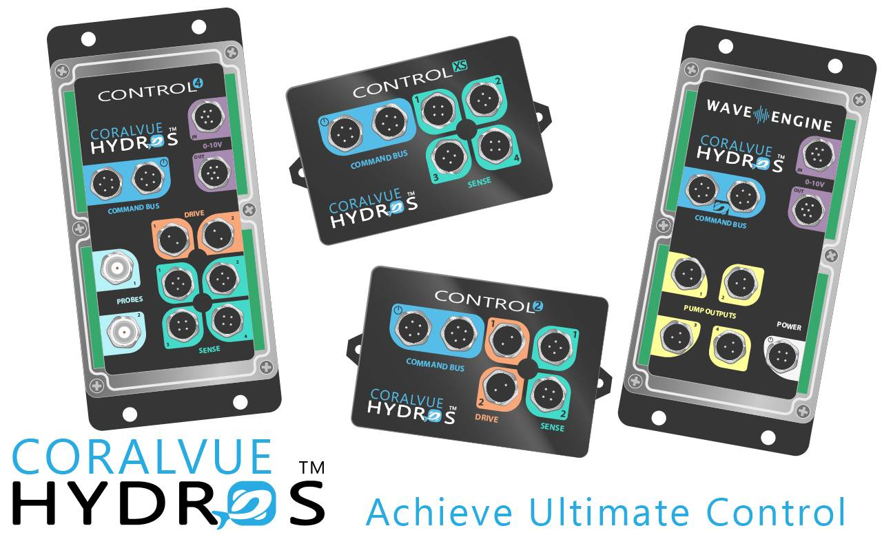 Hydros Controllers: Achieve Ultimate Control