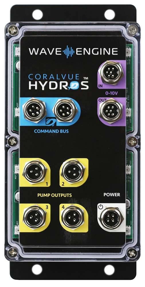 Hydros WaveEngine Standard Multi-Pump Controller