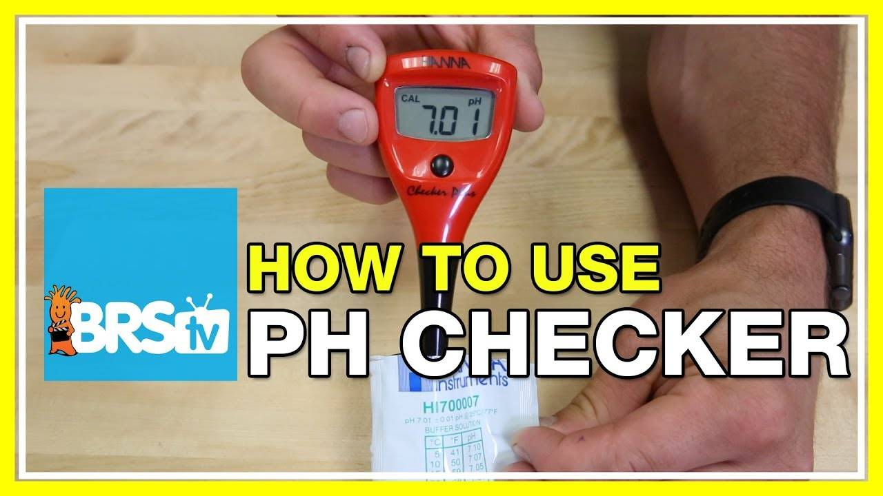 pH Calibration and Testing Made Easy with the Hanna pH Checker Plus - BRStv How-To