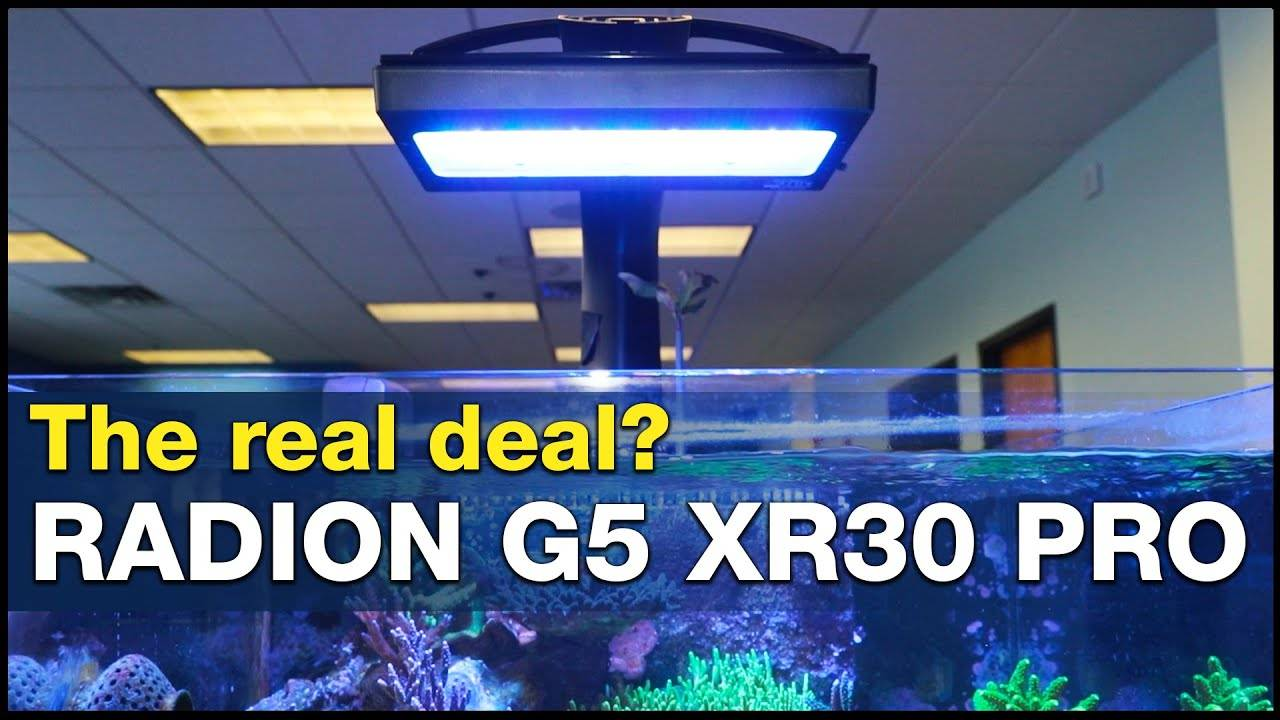 Who else wants to know if the Radion G5 XR30 Pro is right for them and how to set it up?