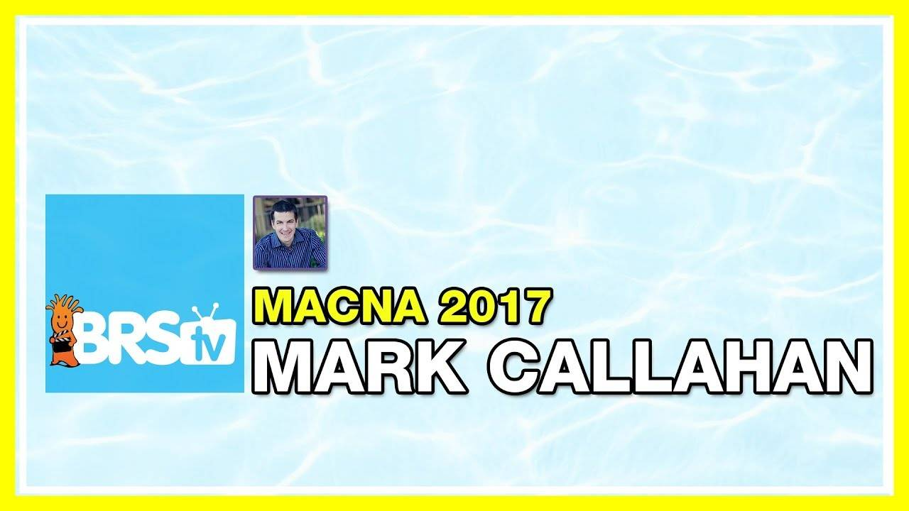 Mark Callahan: Coral placement for the long haul | MACNA Speakers 2017